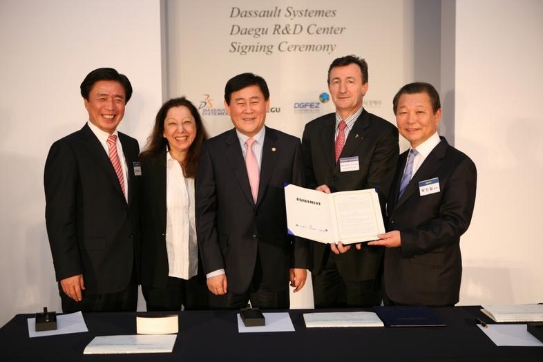 Investment Agreement Ceremony ...