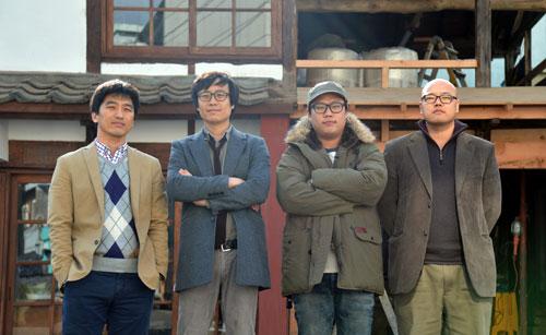 Daegu's Revived Bukseongro