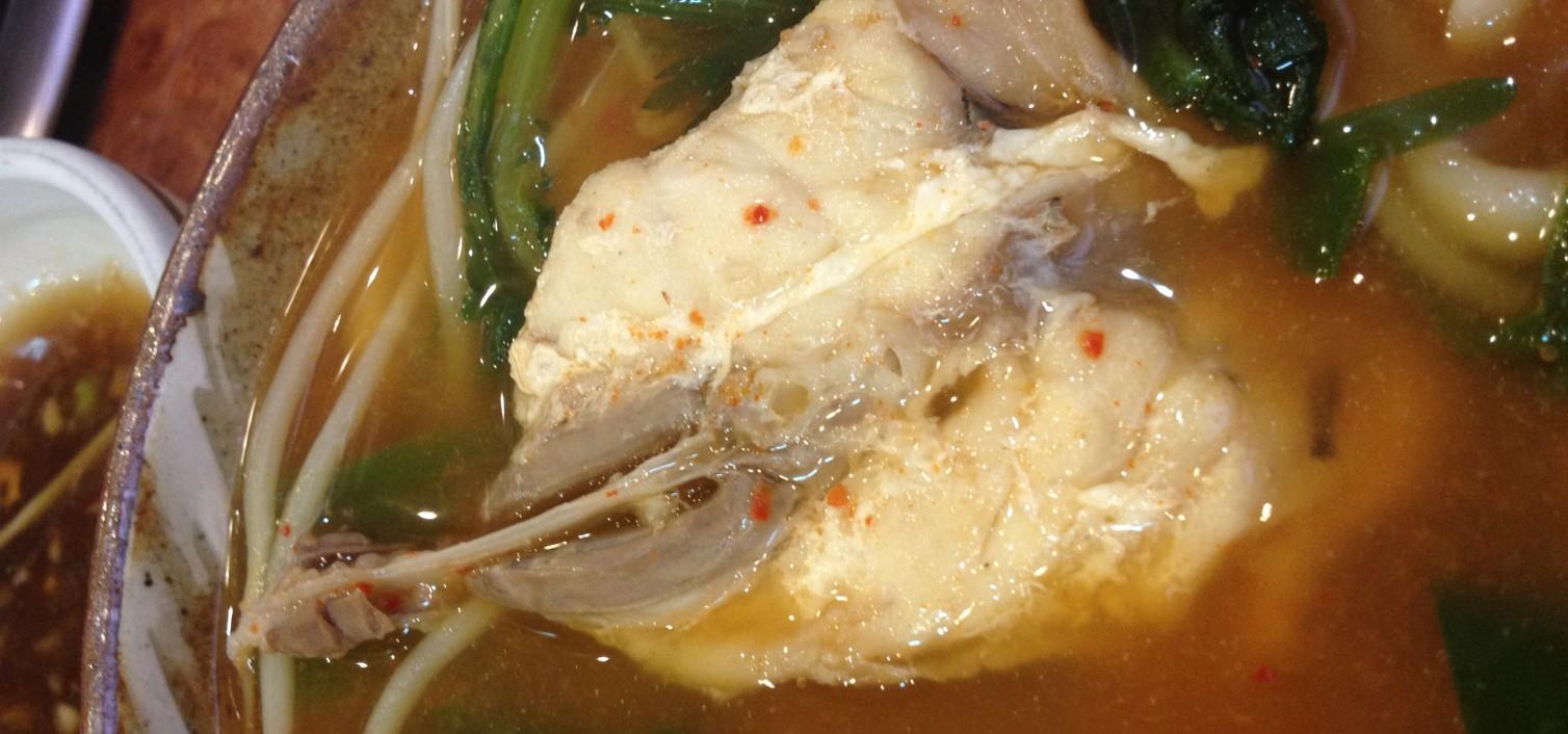 [Dec.Food] Do or Die! Blowfish!