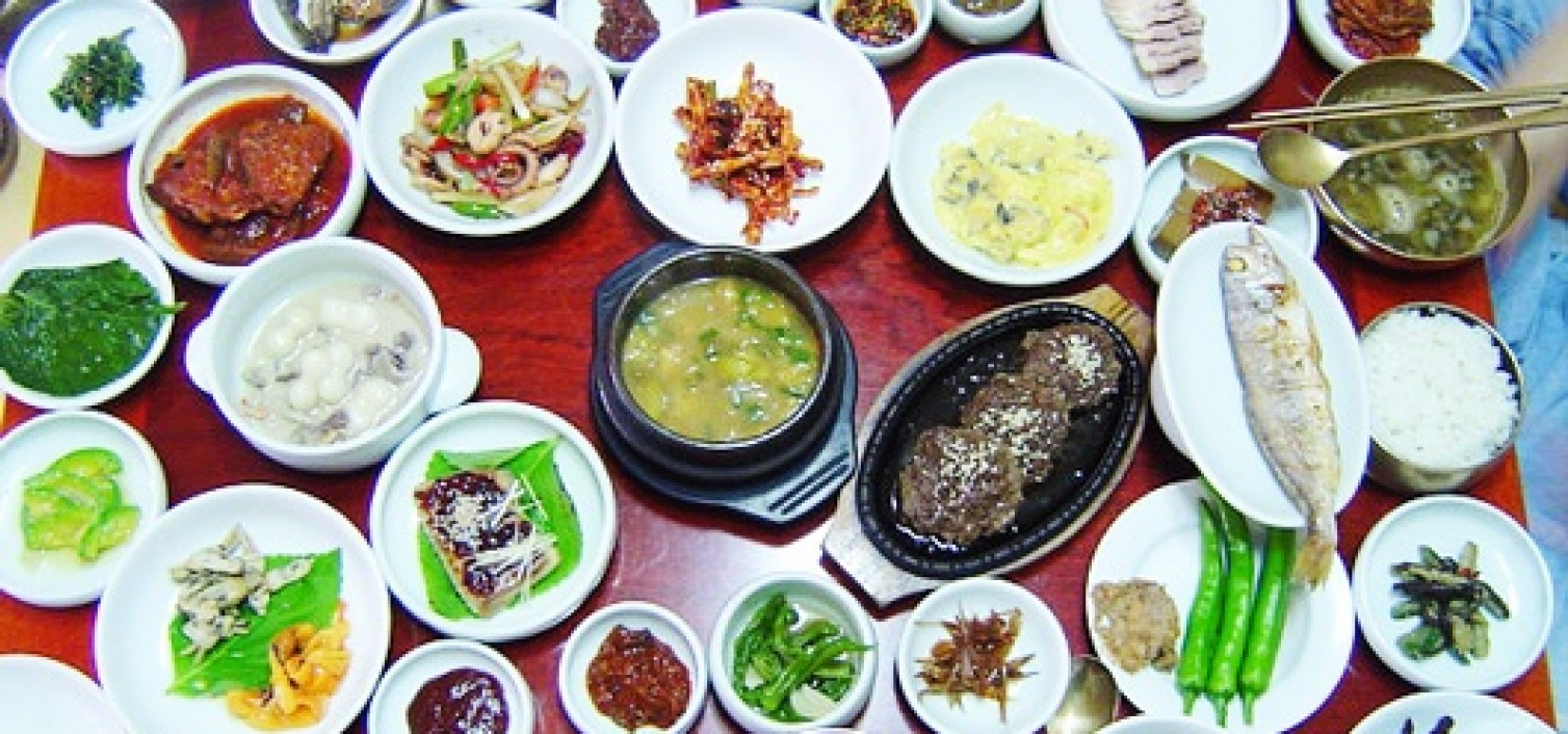 [Jan./Culture & Food] Korean Food: Eating Good, Dining Well
